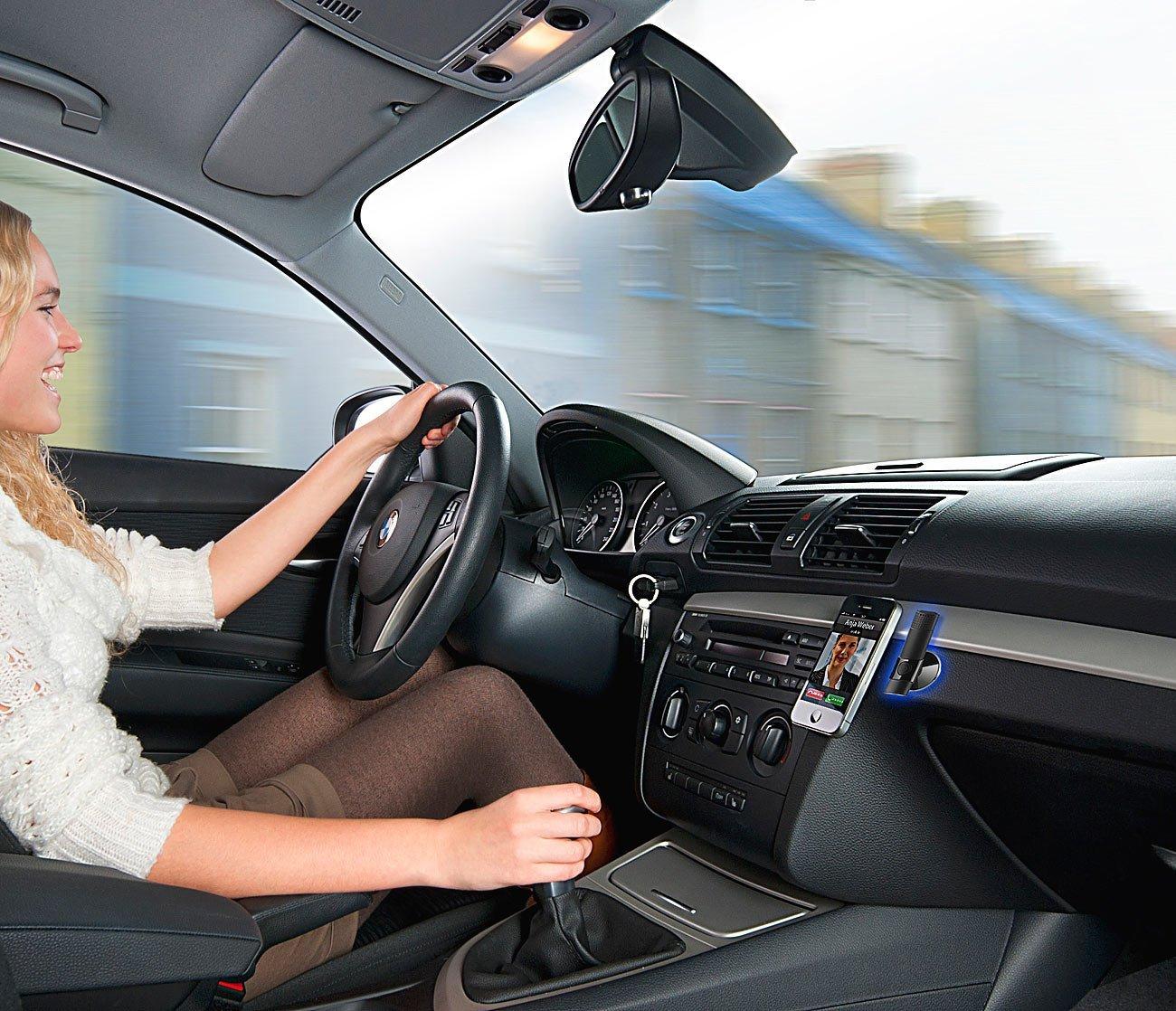 Callstel Freisprecheinrichtung Installation im Auto