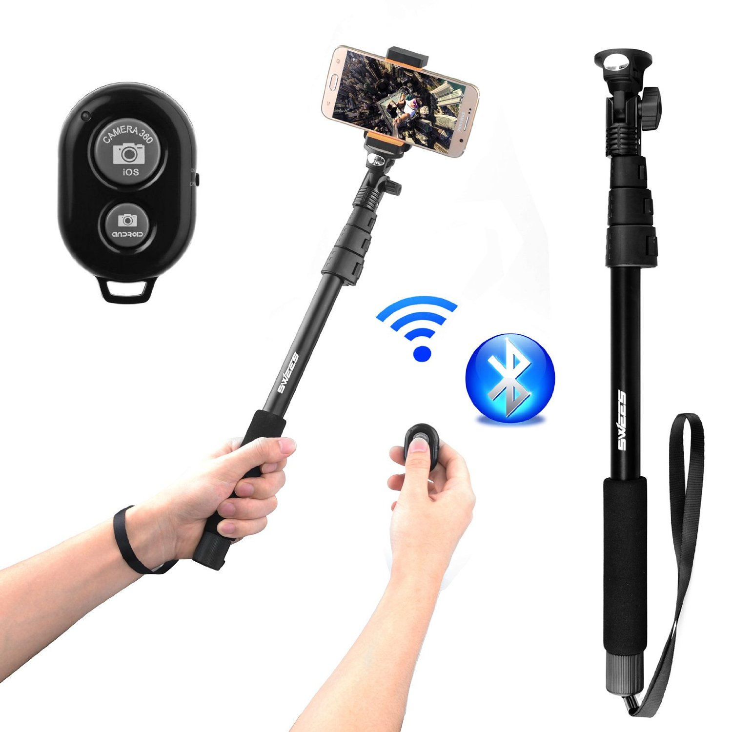 Swees Selfie Stick