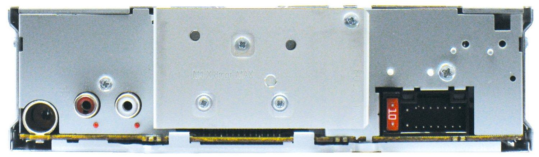 JVC KD-R453E Test