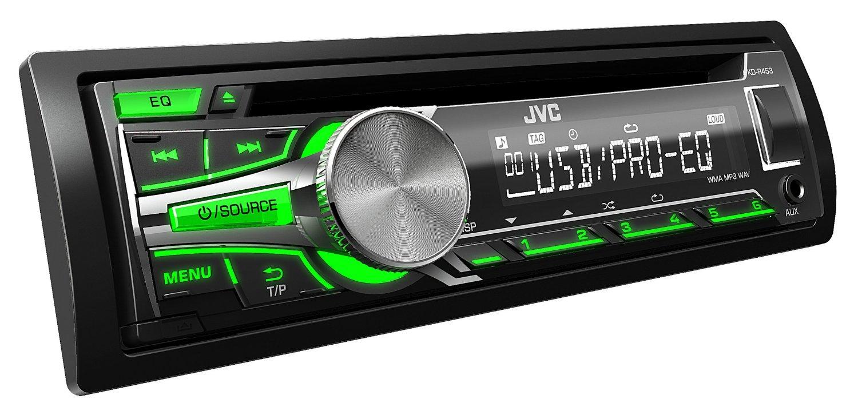 JVC KD-R453 Autoradio